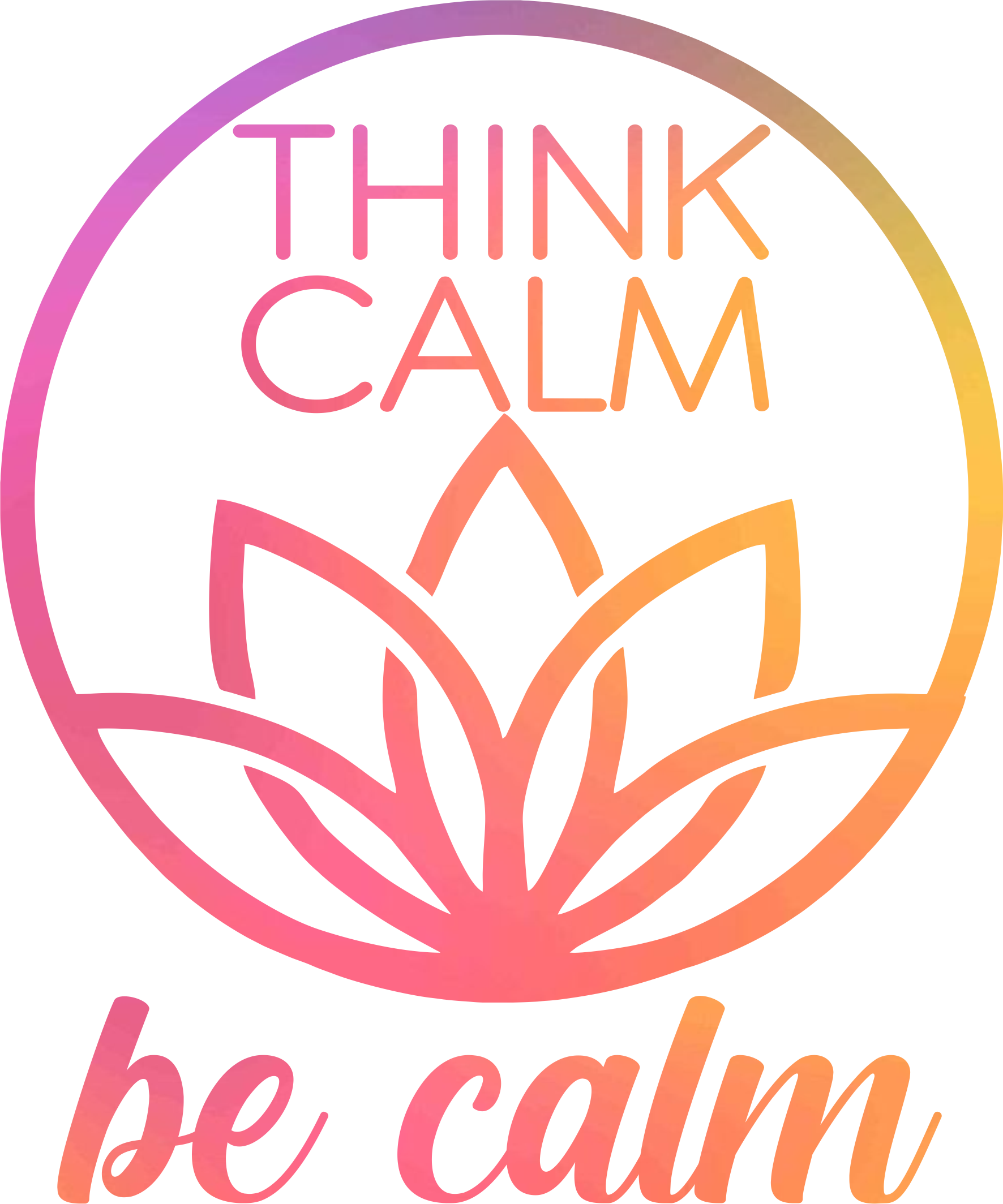 Think Calm Be Calm.co.uk